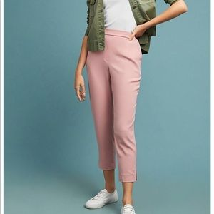 Anthropologie Essential pull on Crepe Trouser